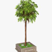 Calle palma modelo 3d
