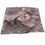 Desert Rock 003 3d model