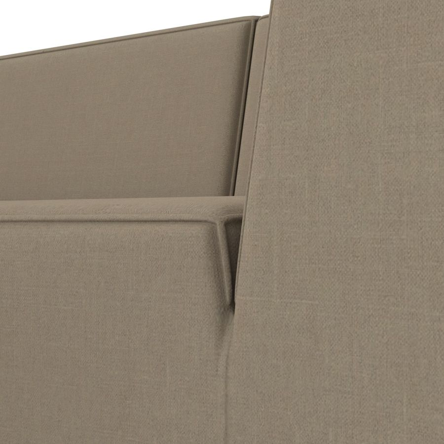 Divino Lounge - Spa Launge - Premium Garden Furniture royalty-free 3d model - Preview no. 4