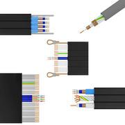 Cable Elevator Core 3d model