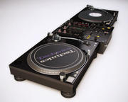 Mikser DJ 3d model