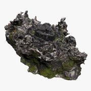 Toco de árvore 3d model