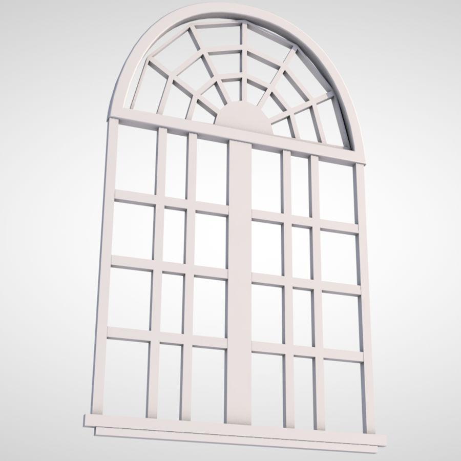 ventana royalty-free modelo 3d - Preview no. 2