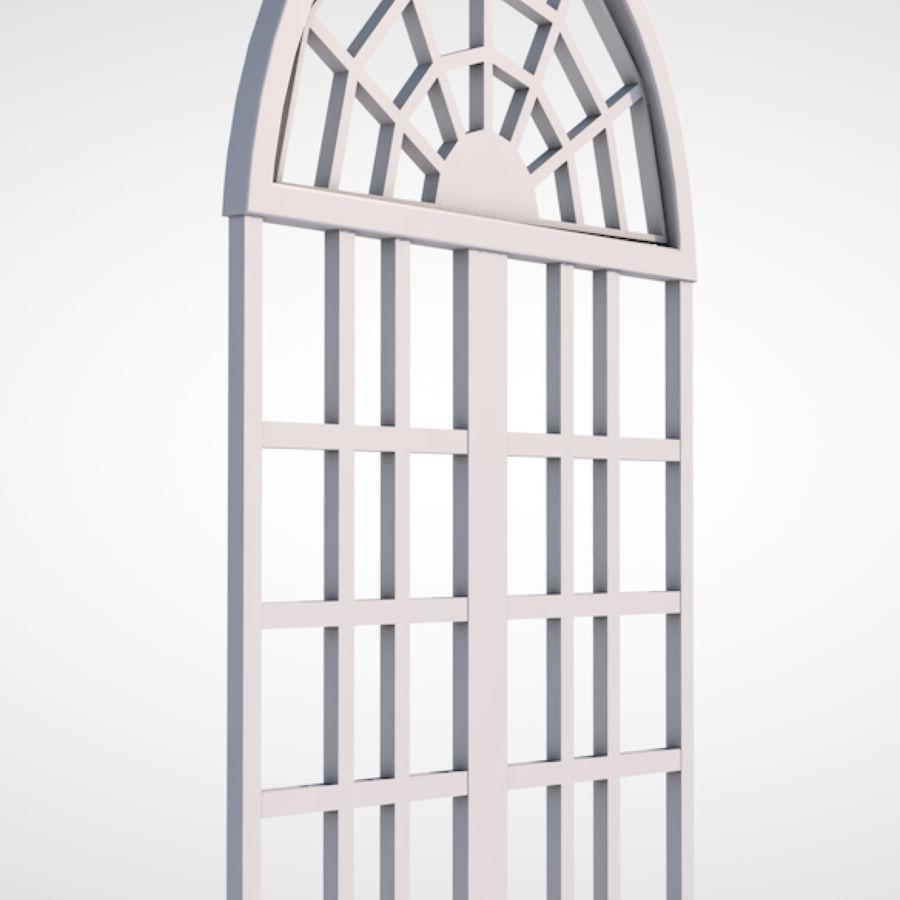 ventana royalty-free modelo 3d - Preview no. 3