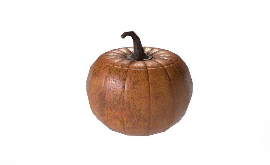 Pumpkin Halloween royalty-free 3d model - Preview no. 5
