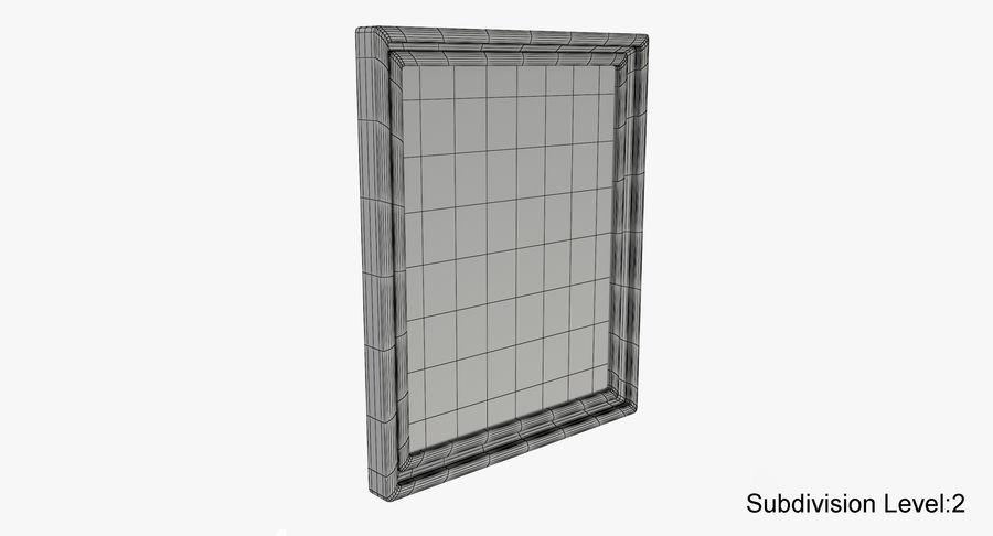 Muebles para conjunto de armario de pasillo royalty-free modelo 3d - Preview no. 19