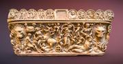 Sarcofago in marmo: mito di Selene ed Endimione 3d model