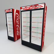 Tek ve Çift Kapı Buzdolapları 3d model