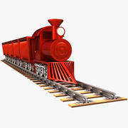 Tåg X1 3d model