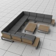 JATI & KEBON - Virginia 3d model