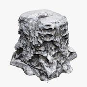 Ancient Ruin(1) 3d model