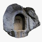 Cavity Rock 3d model