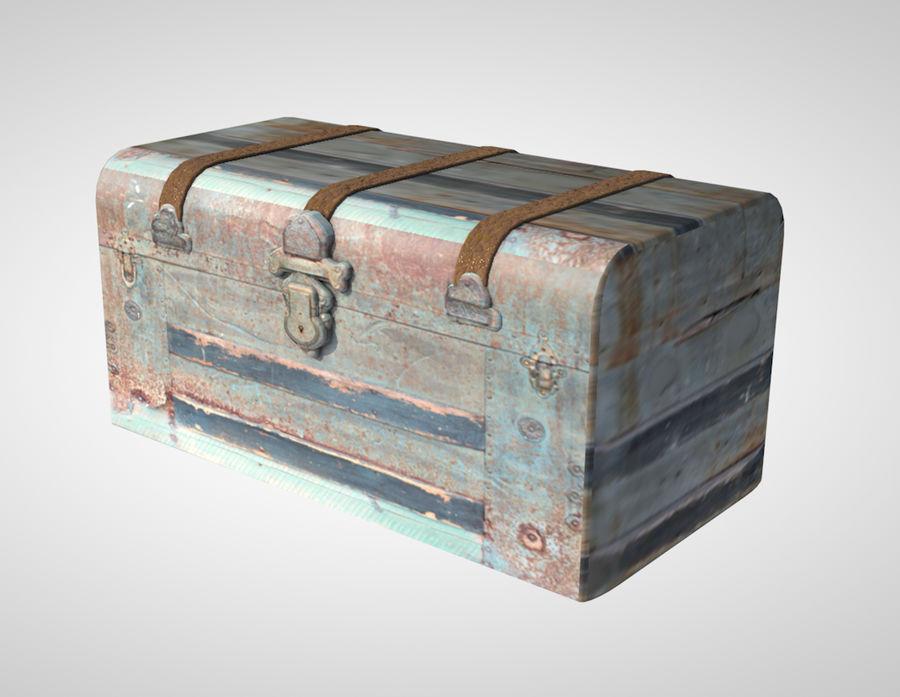 tronco royalty-free 3d model - Preview no. 4