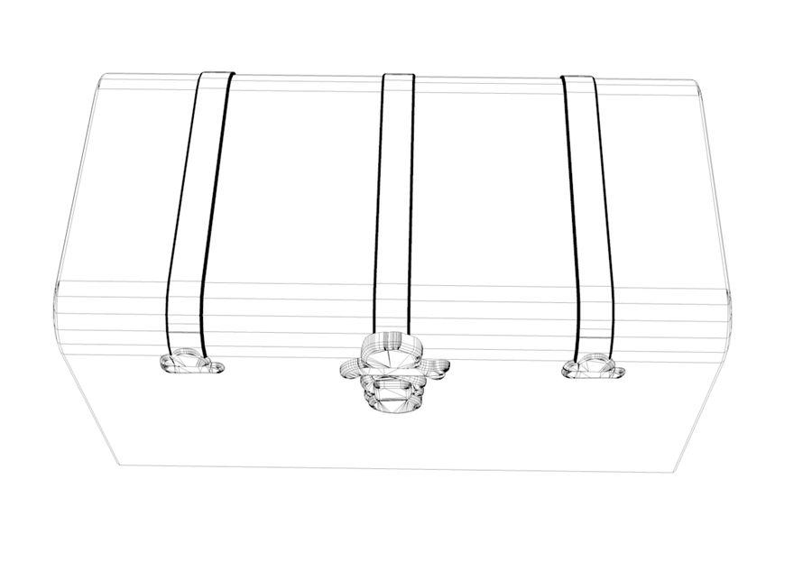 tronco royalty-free 3d model - Preview no. 2