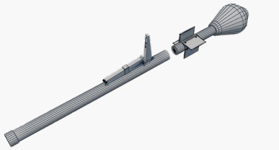 低聚装甲师 royalty-free 3d model - Preview no. 4