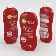 Garnier Vücut Onarıcı Vücut Losyonu 400ml 3d model