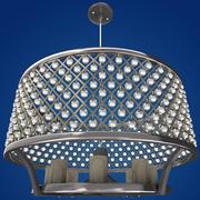 水晶吊灯 3d model
