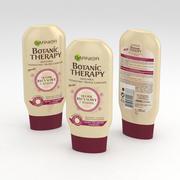 Garnier Botanic Therapy Ricinus Oil & Almond Conditioner 200ml 3d model