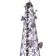Cellulaire toren 3d model
