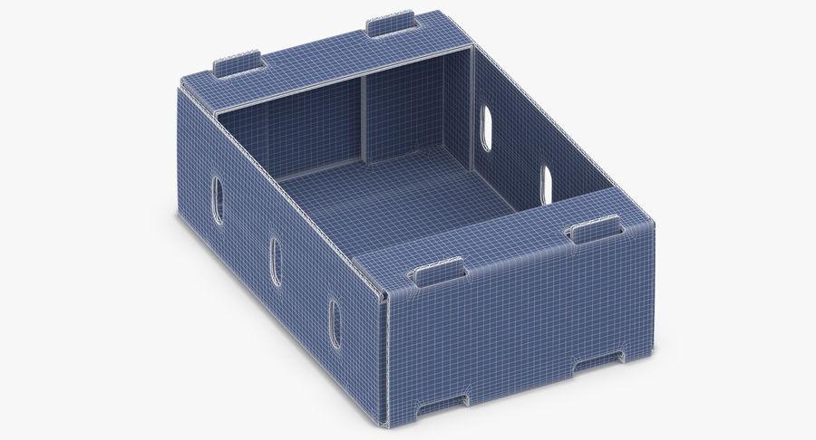 Carton présentoir 01 royalty-free 3d model - Preview no. 13