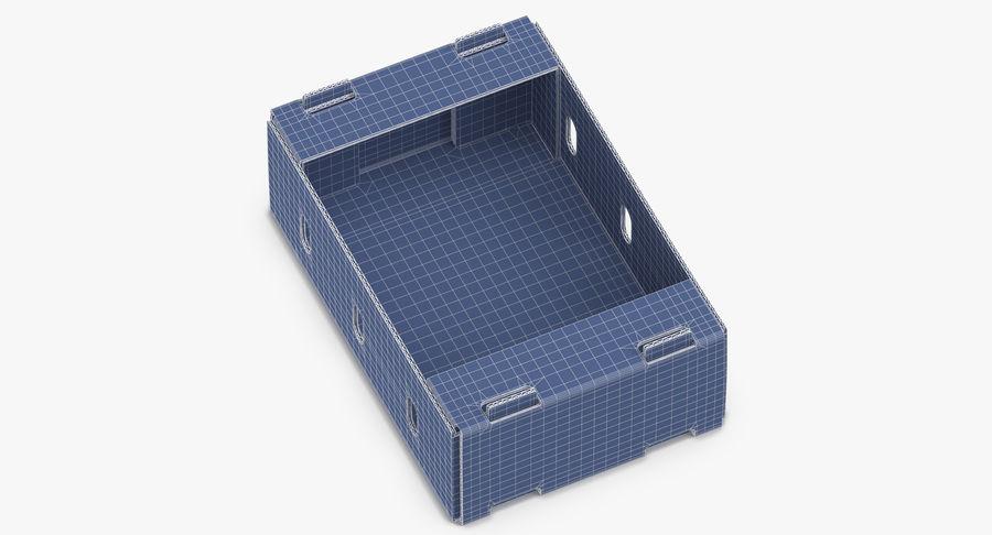 Carton présentoir 01 royalty-free 3d model - Preview no. 16