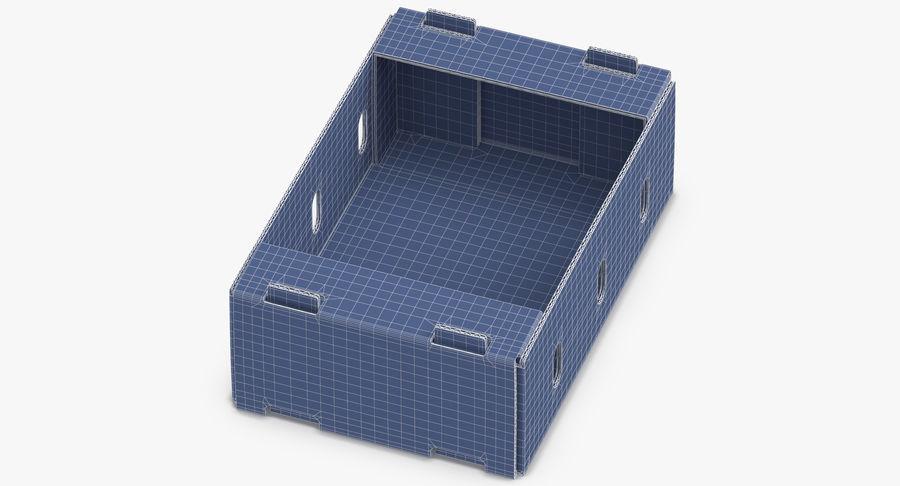 Carton présentoir 01 royalty-free 3d model - Preview no. 10