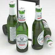 Beer Bottle Claustahler Original Non-Alcoholic 330ml 3d model
