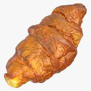 Croissant 01 modelo 3d