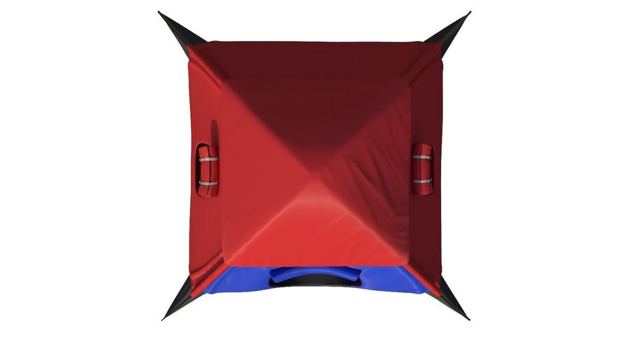 Camping Tent royalty-free 3d model - Preview no. 6