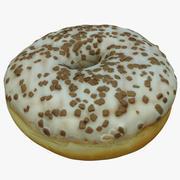 맥 스위트 도넛 15 3d model