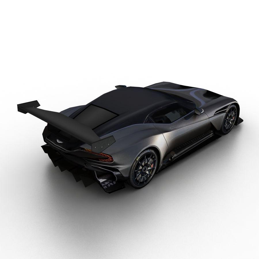 Aston Martin Vulcan 2015 3d Modell 35 Obj Max Fbx Dae 3ds Free3d