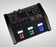 ギタープロセッサー 3d model