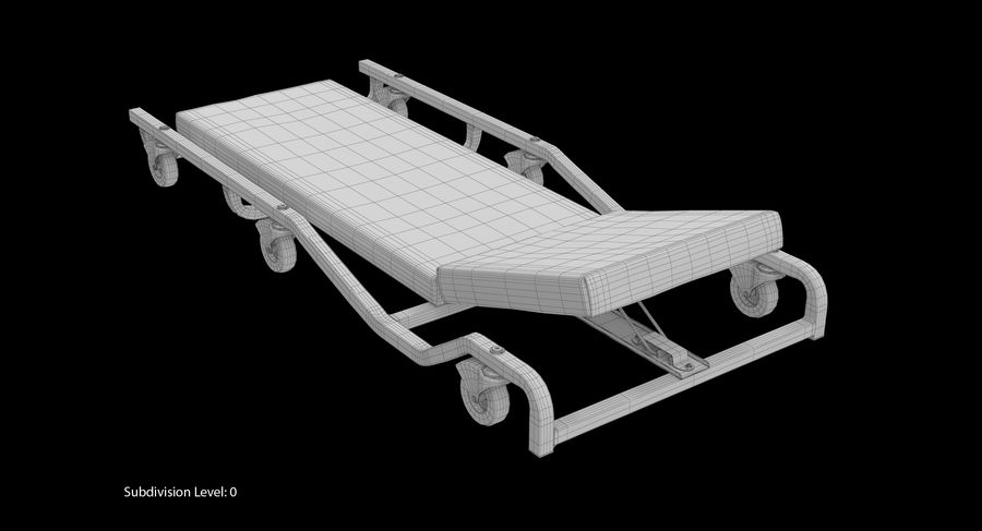 Car creepers Collection royalty-free 3d model - Preview no. 66