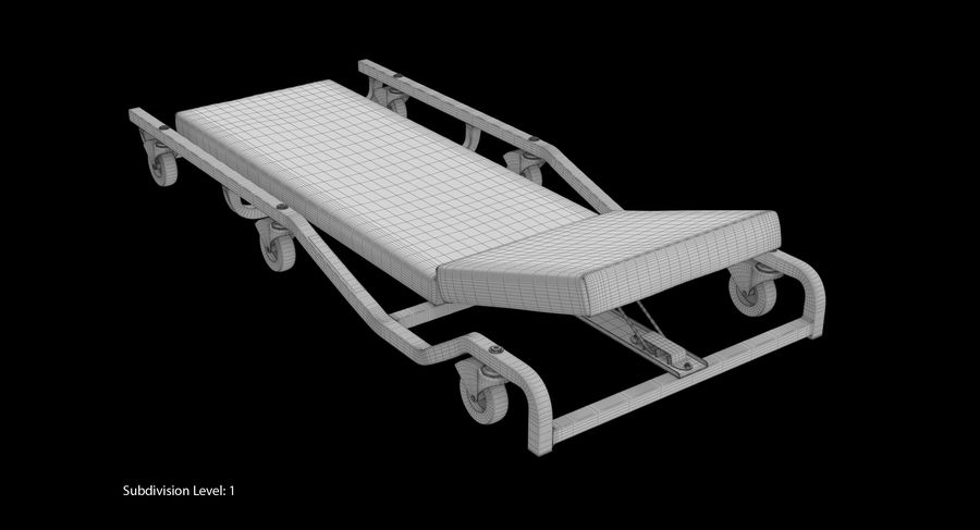 Car creepers Collection royalty-free 3d model - Preview no. 67