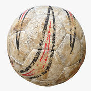 Voetbal Rot Vies 3d model