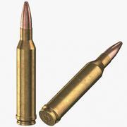 Pociski 300 Winchester 3d model