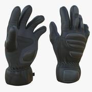 Tactical Gloves 3d model