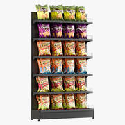 Chips Shelving 2 3d model
