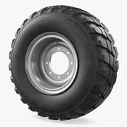 OTICO Tire R20 3d model