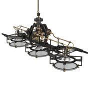 吊灯II 3d model