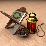 Ramadan Elements 3d model