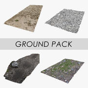 Ground Pack 3d model