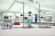Laboratory Test Tube Collection - Del 2 3d model