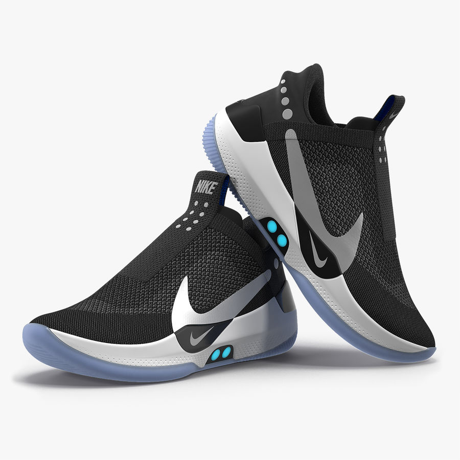 Nike Adapt BB Sneakers royalty-free 3d model - Preview no. 1