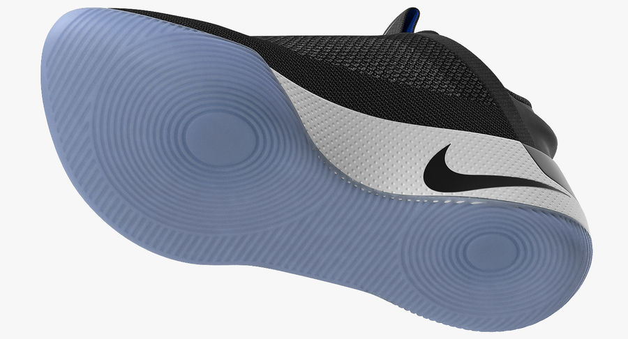 Nike Adapt BB Sneakers royalty-free 3d model - Preview no. 13