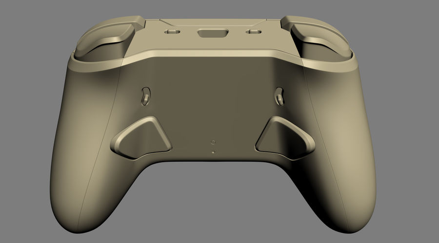 Astro C40 TR Controller royalty-free 3d model - Preview no. 19