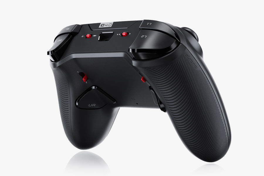 Astro C40 TR Controller royalty-free 3d model - Preview no. 10