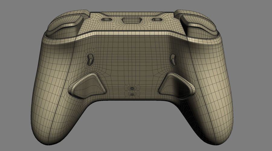 Astro C40 TR Controller royalty-free 3d model - Preview no. 21
