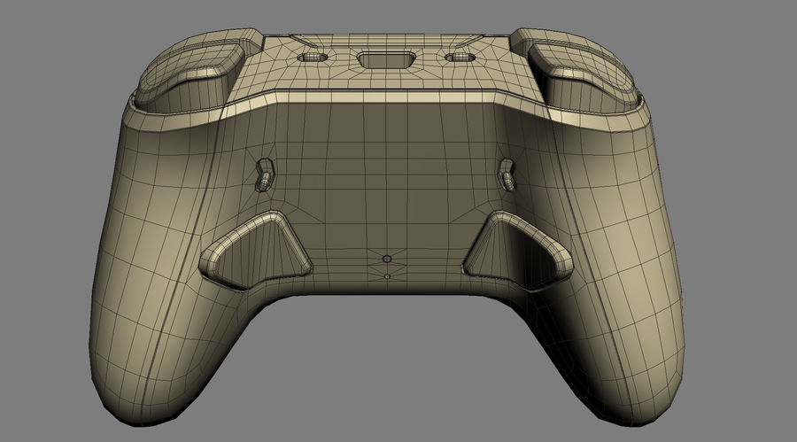 Astro C40 TR Controller royalty-free 3d model - Preview no. 20