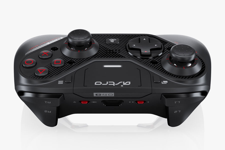 Astro C40 TR Controller royalty-free 3d model - Preview no. 4